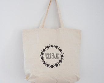 Bridesmaid Gift Tote Bag