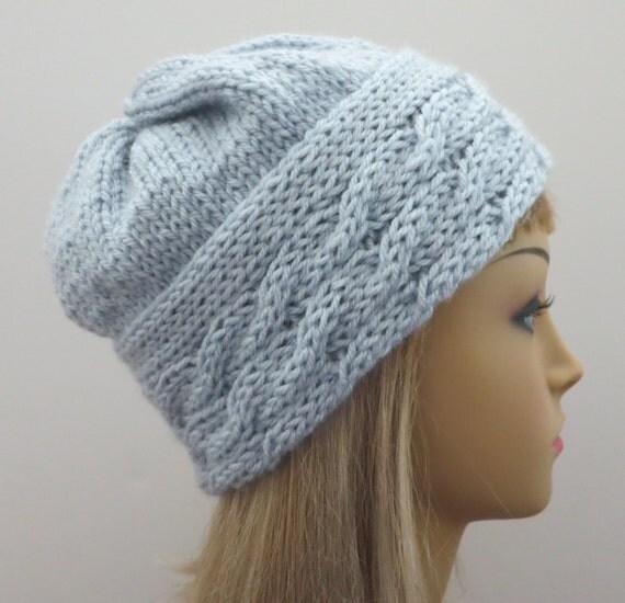 PDF Pattern 172 The Clarissa Hat Knitting Pattern Beanie
