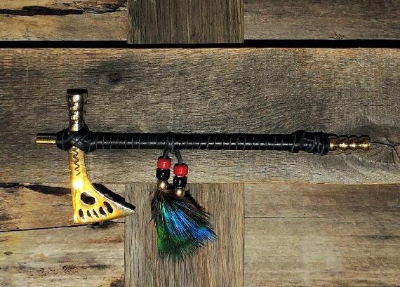 Tribal Peace Pipe: Western Saga Armas Do Oeste Americano O