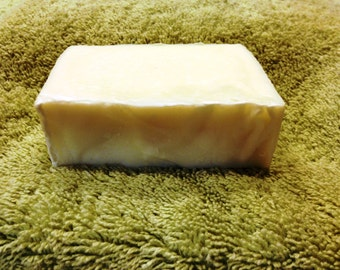 Unscented White Soap