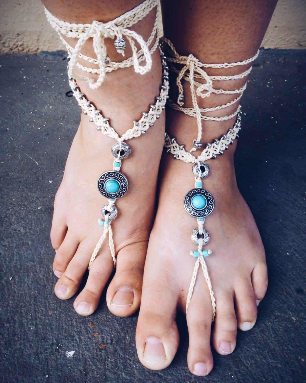 Barefoot Sandals Southwest Blues