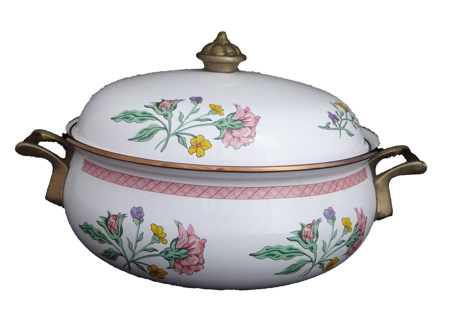 covered casserole pot by villeroy and boch china by grayestates. Black Bedroom Furniture Sets. Home Design Ideas
