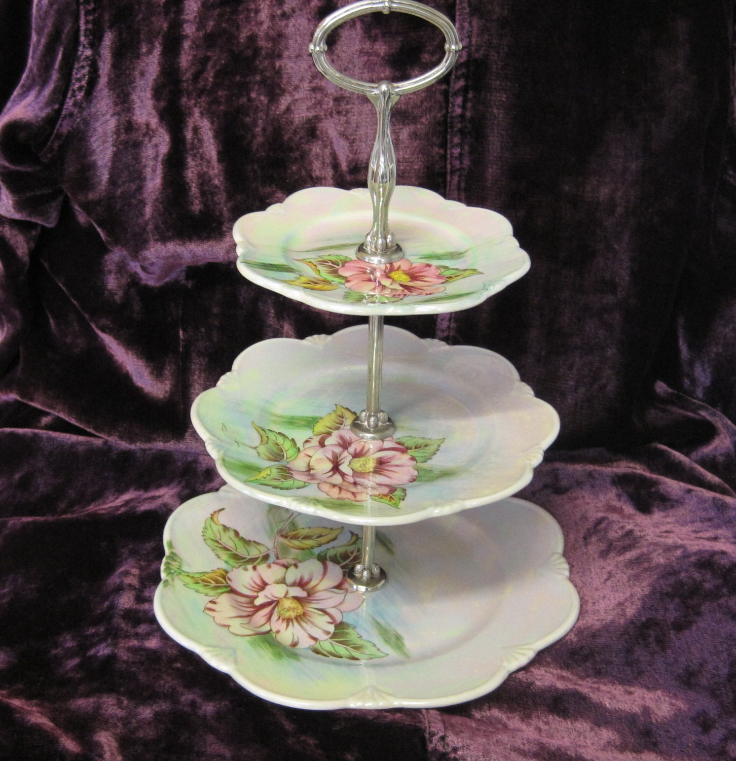 Royal Winton Grimwades Cake Stand