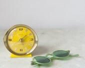 Yellow Baby Ben Alarm Clock