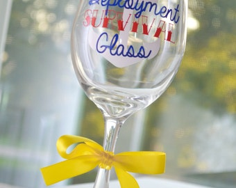 Deployment Survival Glass