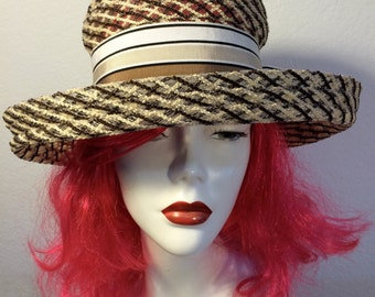 FREE SHIPPING   Kokin Never Used Straw Hat