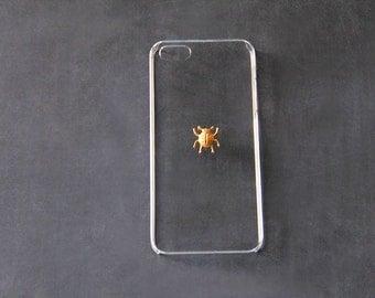 iPhone 8 Case Transparent iPhone Case adybug iPhone 6 Case Gold Case Clear iPhone Case iPhone 7 Plus Case iPhone 6s iPhone 7 Case