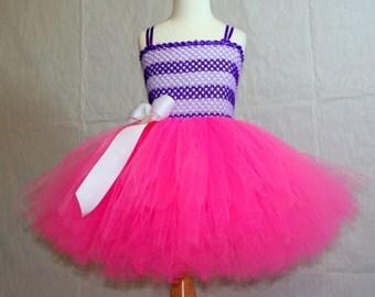 Doc McStuffins Costume Tutu Dress