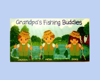 Popular Items For Fishing For Dad On Etsy