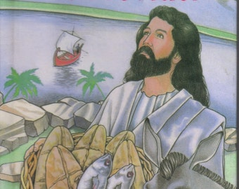 "Children Personalized Book..""Jesus the Provider"""