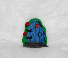 Ornaments in decor housewares etsy home living page 8 for Hallmark fairy door