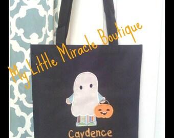 Boy Halloween Bag