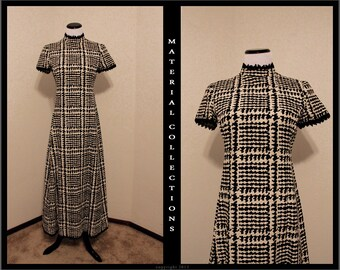Vintage MOLLIE PARNIS • Lord & Taylor Dress • S/M • Material Collections