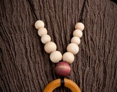 Wooden Teething Necklace/Nursing Necklace