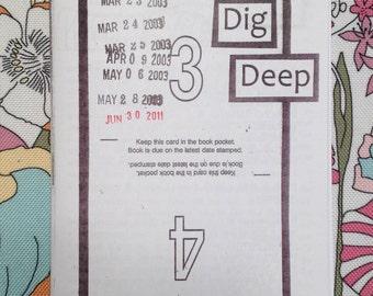 dig deep zine #3