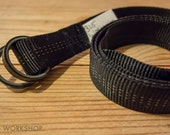 Carbon Fiber Belt - Made from bicycle headset spacers