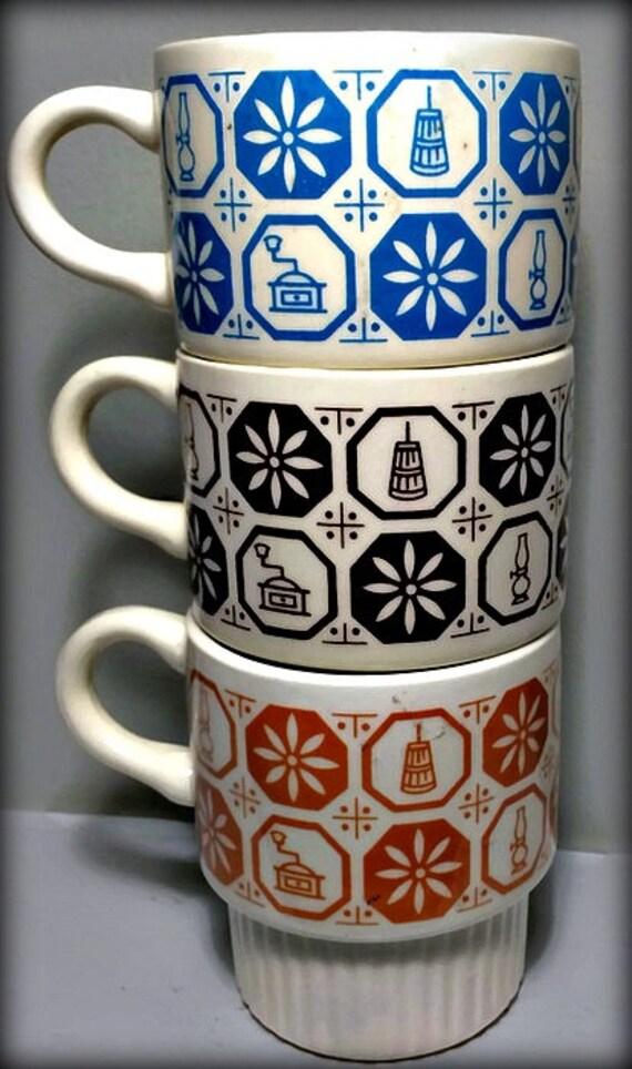 1970s Mugs