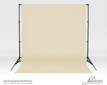 "Photography Cloth Backdrop Photo Backdrop Comes In ""Creme Brulee"" Photography Cloth Background (FD1808)"