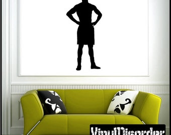 Boxing Vinyl Wall Decal or Car Sticker - boxingst006ET