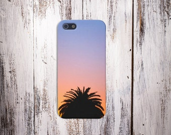 California Palm Case for iPhone 8 6 Plus iPhone X  Samsung Galaxy s8 edge s6 and Note 8  S8 Plus Phone Case, Google Pixel 2