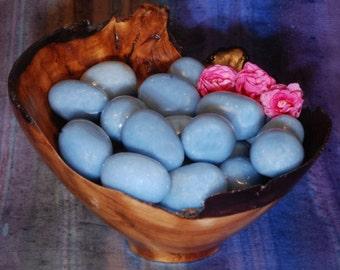 1 ANGELITE Stone - Angelite Tumbled, Angelite Crystal, Healing Stone