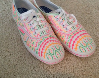 popular items for sharpie shoes on etsy