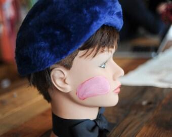 LaVienne Austrian Blue Mod Hat