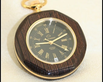 view pocket watches by humbertcreations on wood watch antique pocket watch wooden watch brown watch unique watches pocket watches men mens watch wood swiss quartz wood gifts