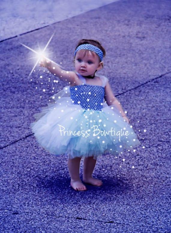 Cinderella Baby Tutu Dress