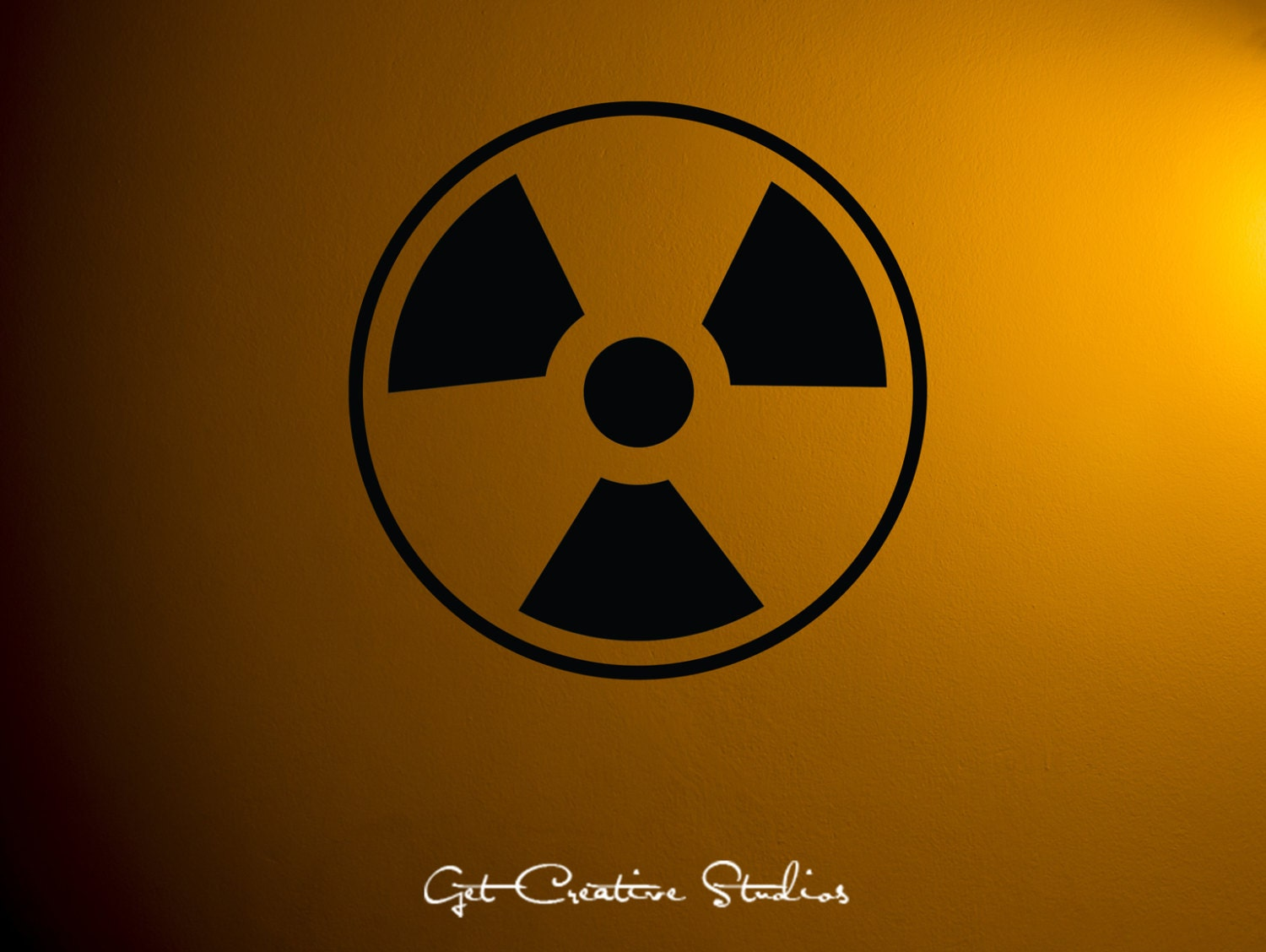 Cool Radioactive Symbol | www.imgkid.com - The Image Kid ...