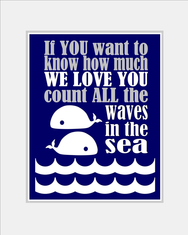 Baby Nash S Vintage Nautical Nursery: Baby Boy Nautical Nursery Art Print Boy Whale Nursery Art