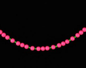 Disco I Swarovski Crystal Necklace for Dogs