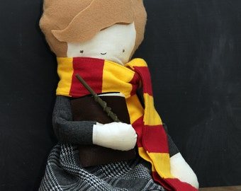 free shipping in US--Hermione Granger Harry Potter Doll