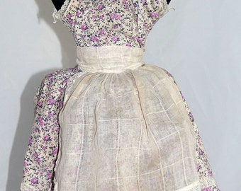 Antique Cloth Toaster Doll from the 1920s