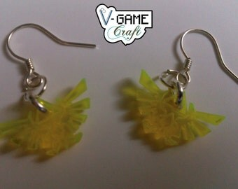 Hyrule Royal Crest Earrings based on the Legend of Zelda