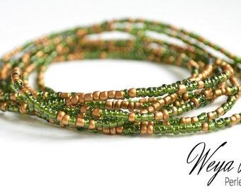 Pearls Baya Sike - chosen and desired size chain. WEYA BEADS