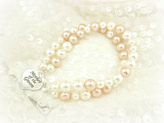 Mother Of The Groom Gift: Items Similar To Mother Of The Bride Or Groom Pearl