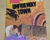 1976 Paul and the Unfriendly Town Arch Book Children's Book