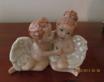 Kissing Angels by Marianne of Maui