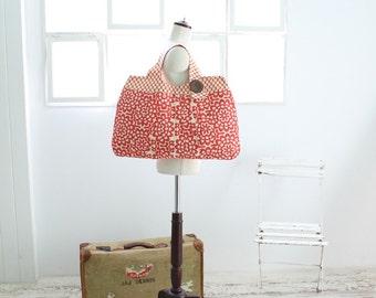 no 022 The Melanie Bag PDF Pattern and Free skirt pattern