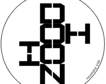 Ohio Sticker Dayton Ohio