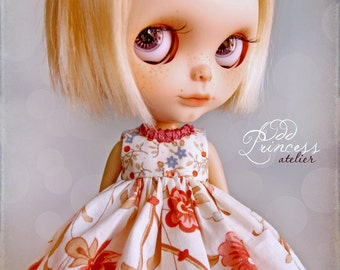 Unavailable listing on etsy for Blythe le jardin