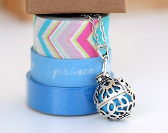 Pregnancy Maternity Angel Caller necklace SOS Harmony ball cage chime ball