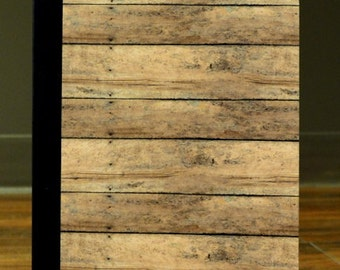 Rustic Weathered Wood - Notebook/Journal/Composition Book