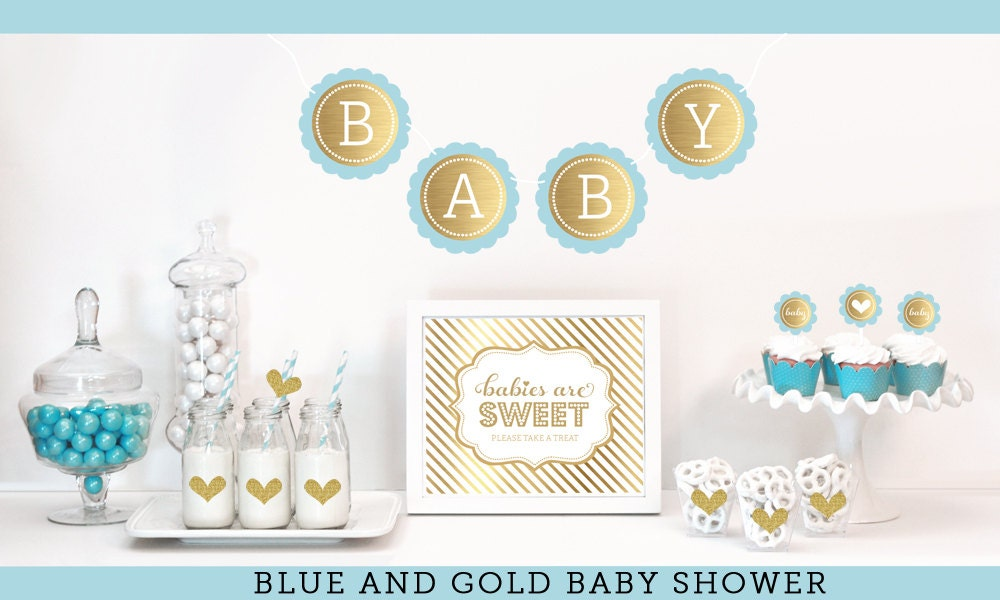 Kitchen dining for A new little prince baby shower decoration kit
