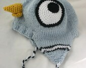 Don't Let the Pigeon Wear Your Hat! (Mo Willems Pigeon Ear Flap Hat)