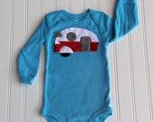 Camper Shirt, Baby Camper Bodysuit, Happy Camper, Vintage Camper Shirt, Vintage Shasta Shirt