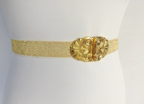 Find great deals on eBay for gold glitter belt. Shop with confidence.