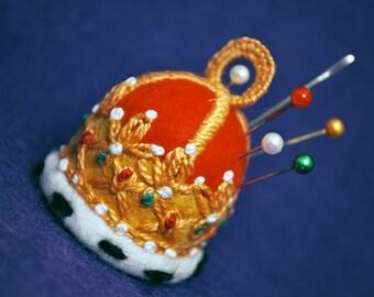 FREE SHIP Bottlecap Royal Crown made to order