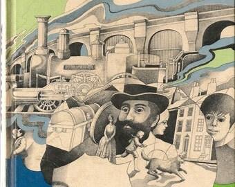The Viaduct - Roy Brown - 1968 - Vintage Kids Book